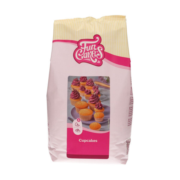 FunCakes Mix fürCupcakes 4 kg
