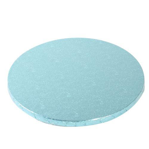 FunCakes Cake Drum Rund Ø 30,5 cm Baby Blau