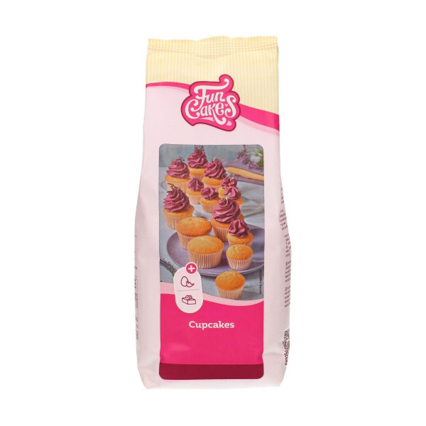 FunCakes Mix fürCupcakes 1 kg