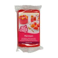 FunCakes Mandelhaltige Zuckermasse Passion Red 250g