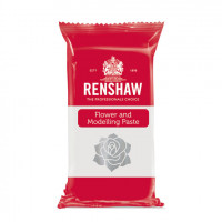 RENSHAW Flower & Modelling Paste White 250g