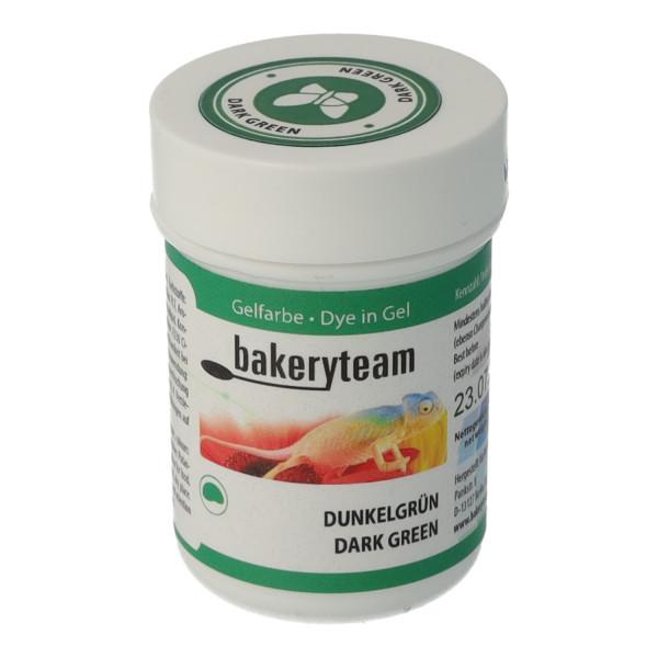 bakeryteam Lebensmittelfarbe 35g Dark Green