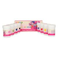 FunCakes FunColours Paste Food Colour Set 8 x 30g