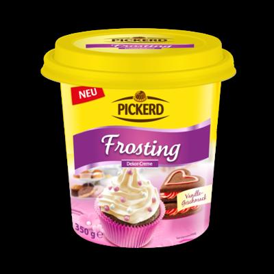 PICKERD Frosting Vanille 350g