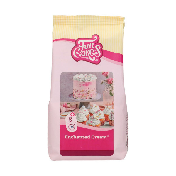 FunCakes Mix für Enchanted Cream® 450 g