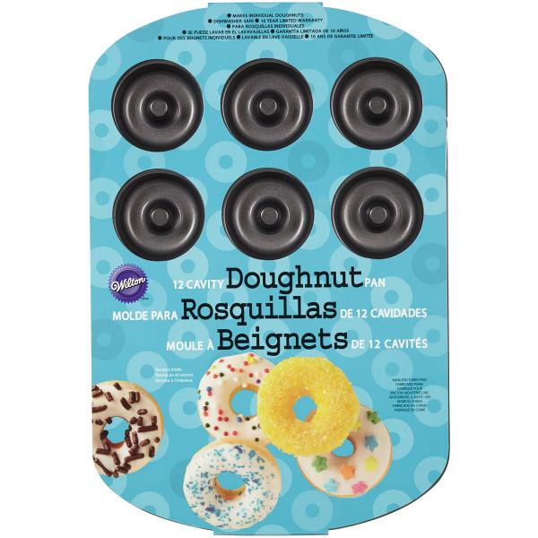 Wilton Donutform mit 12 Mulden