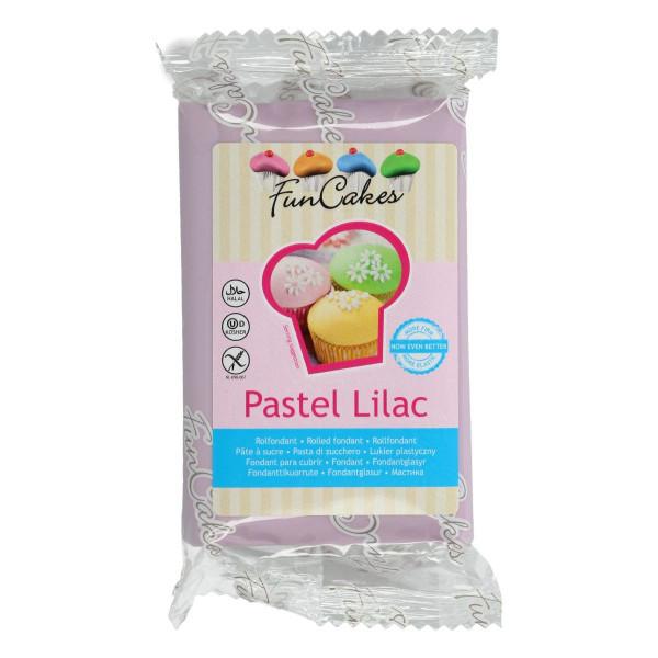 FunCakes Fondant Pastel Lilac 250g