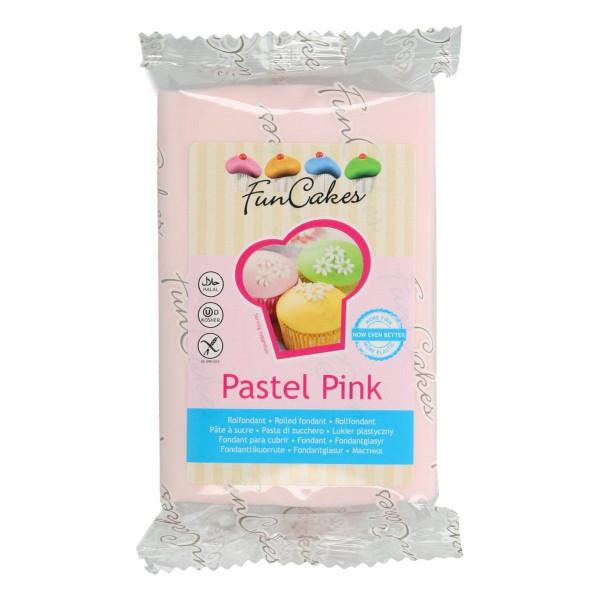 FunCakes Fondant Rosa Pastel Pink 250g