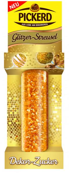 PICKERD Glitzer Streusel gold 34 g