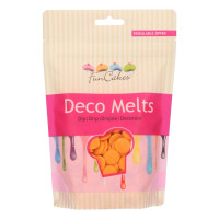 FunCakes Deko Melts -Orange- 250g