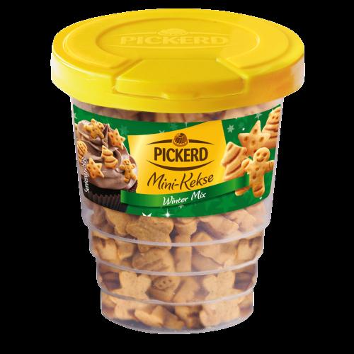 Pickerd Mini-Kekse Winter Mix 65 g