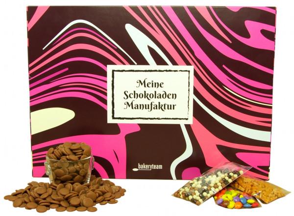Meine Schokoladen-Manufaktur