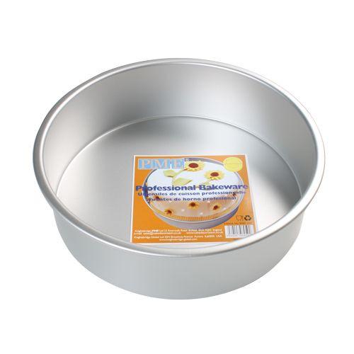 PME Deep Round Cake Pan Ø 17,5 x 7,5cm