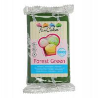 FunCakes Fondant Forest Green 250 g
