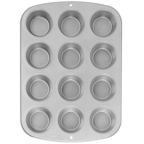Wilton 12er Mini Muffin Backform