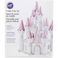 Wilton Romantik Schloss Set / Romantic Castle Cake Set
