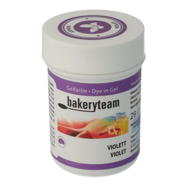 bakeryteam Lebensmittelfarbe 35g Violet