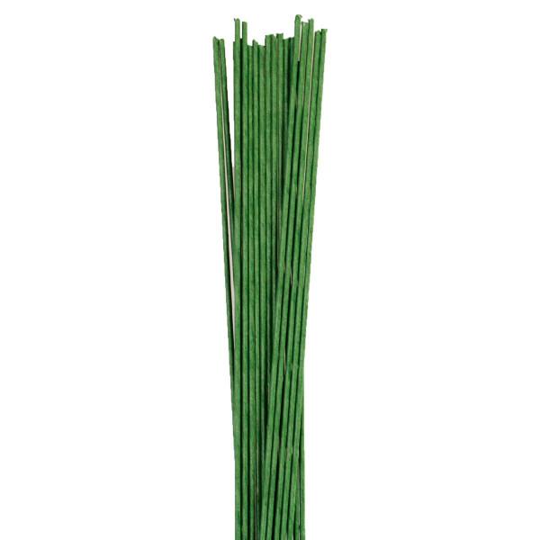 12393-Culpitt-Floristendraht-dunkel-grün-gruen-20-cm-lang-blumendraht-flowerwire-sugarflower