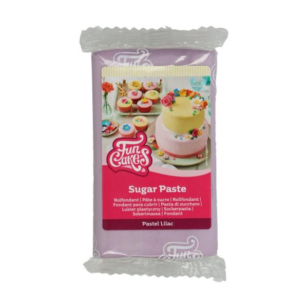 FunCakes Fondant Rosa Pastel Lilac 250g