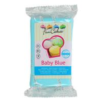 FunCakes Fondant Baby Blue 250 g