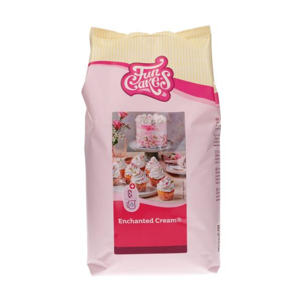 FunCakes Mix für Enchanted Cream® 4kg