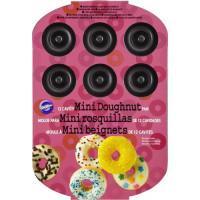 Wilton Mini - Donut Form mit 12 Mini-Mulden