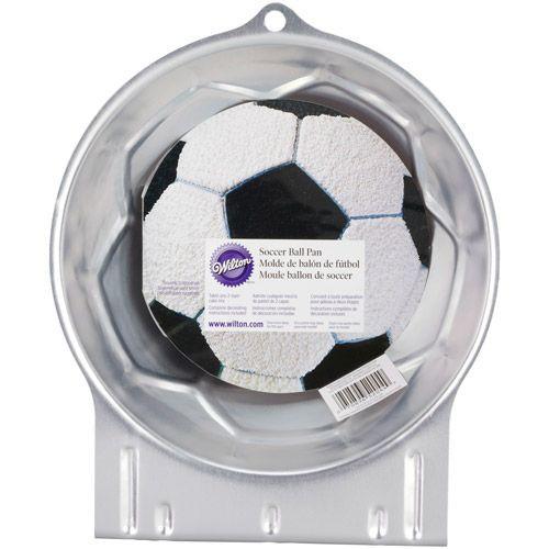 Wilton Backform Fussball