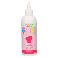 FunCakes Choco Drip Hot Pink 180g