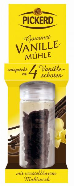 PICKERD Gourmet Vanille-Mühle 7 g
