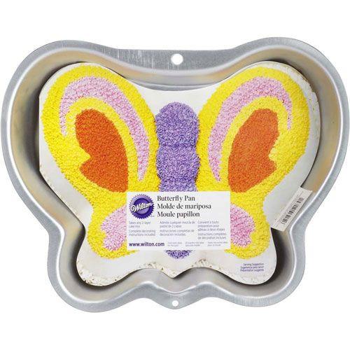 Wilton Backform Schmetterling