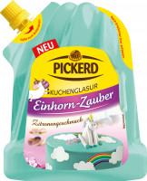 PICKERD Kuchenglasur Einhorn-Zauber Zitrone 125g