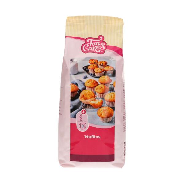 FunCakes Mix für Muffins 1 kg