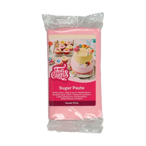 FunCakes Fondant Sweet Pink 250g