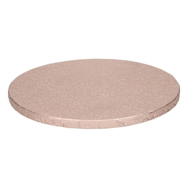 FunCakes Cake Drum Rund Ø 30,5 cm Rosegold