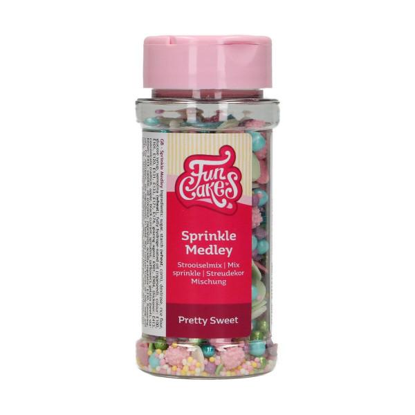 FunCakes Sprinkle Medley - Pretty Sweet 65g