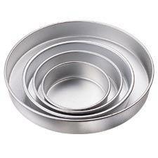 Wilton Performance Pans Round Pan Set / 4